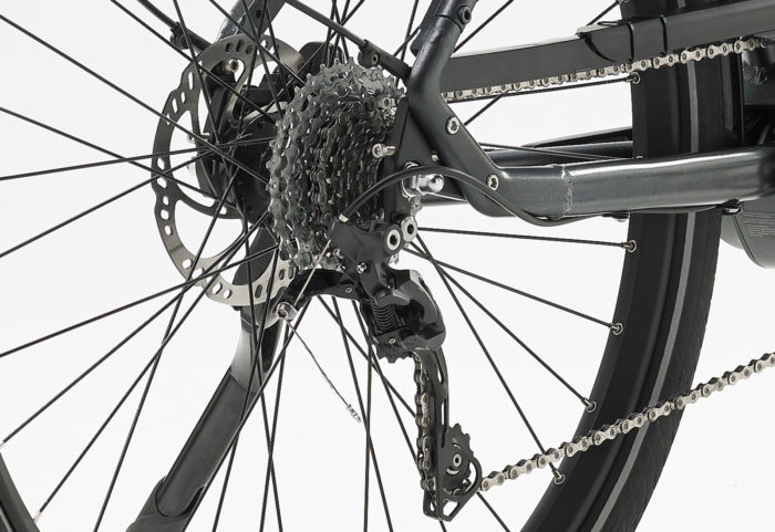 QWIC Performance MD10 derailleur